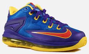 lebron shoes superman. nike lebron xi 11 low gs superman (2) lebron shoes sole collector