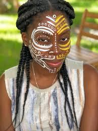 Face War Paint Designs Wakanda Tribal Face Painting Tribal Face Face Painting