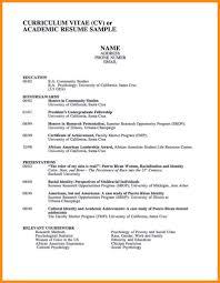Academic Achievement Resume Awards In Resume Examples Resume Awards Examples Academic 6