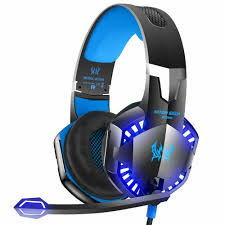 Light Up Xbox One Wireless Gaming Headphone Bluetooth Pc Laptop Ps4 Xbox One