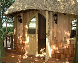 Treehouse Hotels Around The World  Tanglewood ConservatoriesTreehouse Lake District