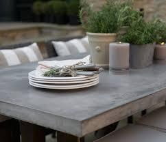 neptune hudson concrete table 240cm
