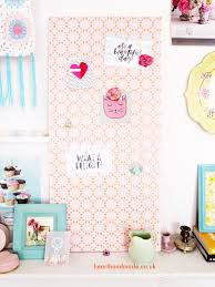 How To Make A Magnetic Memo Board Find Out How To Make Your Own Colourful Lace Magnetic Memo Board 50
