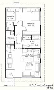 cool 20 x 40 house plans duplex plan fresh south