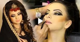 stani bridal and enement makeup full tutorial step by style hunt world
