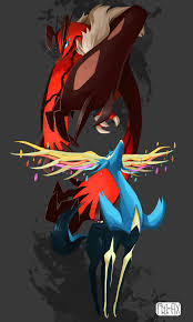 Yveltal and Xerneas! What an awesome drawing! :) | Pokemon, Anime, Cool  pokemon