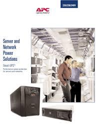 apc smart ups 750 specification manualzz