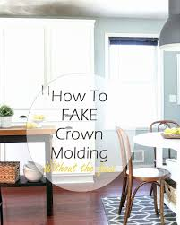 Adding Crown Molding To Kitchen Cabinets Best Of 20 Best Ideas For