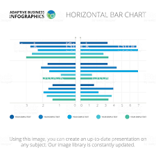 Horizontal Bar Chart Template Stock Vector Art & More Images Of 2015 ...