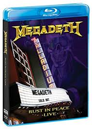 Megadeth: Rust in Peace Live [Blu-ray]: Megadeth ... - Amazon.com