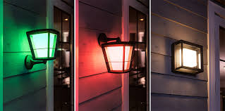 Hue Flood Lights Ces 2019 Philips Hue Gains New Outdoor Lighting Range And