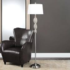 mercury floor lamp uttermost ribbed mercury glass floor lamp free today stacked mercury