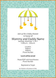 Baby Shower Templates For Word 24 Baby Shower Invitations Templates For Word Week Notice Letter 7