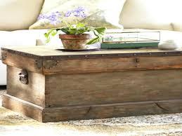 metal trunk coffee table rustic trunk coffee table inspirational rustic trunk coffee table hope chest metal