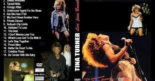 Undercover agent for the blues. T U B E Tina Turner 1990 07 06 Barcelona Es Dvdfull Pro Shot