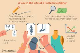 What Skills And Talents Are Required For Fashion Designer Fashion Designer Job Description Salary Skills More