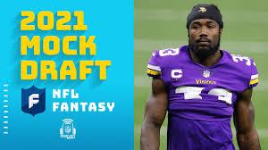2021 Fantasy Football Mock Draft