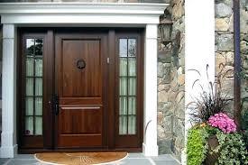 front door sidelights replacement medium size of replacement