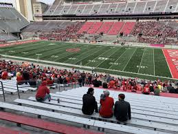 Ohio State Stadium Seating Chart Ohio Stadium Section 18a Rateyourseats Com