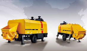 Sany Trailer Pump: Advanced Hydraulic System & Intelligent Control System -  Civic Merchandising