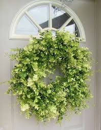 spring wreath for front doorfront door wreaths for spring and summer  Make the House Looks