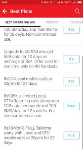 Airtel Under 1000 Plan For One Year Unlimited Calls And