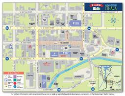 maps  directions  downtown ithaca alliance