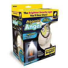 Atomic Security Light Atomic Light Angel Security Motion Sensor Activated Light