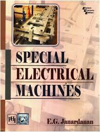 Special Purpose Machine Design Books Pdf Pdf Ee6703 Special Electrical Machines Spe Books Lecture