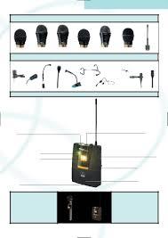 Akg Wms 470 Frequency Chart Akg Acoustics Wms 4000 Wms 40 Wms 400 User Manual