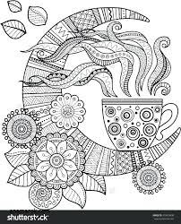 Girly Coloring Pages Girls Coloring Page Cute Coloring Pages For