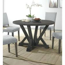 round table set rustic dining table weathered grey round dining table gray round dining table set
