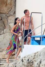Black Bikini With Boyfriend Marc Kalman ...