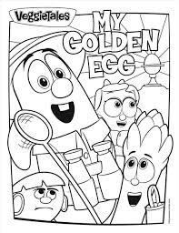 Veggie Tales Bible Coloring Pages Jonah Clipart Get Coloring Page