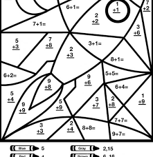 Free Math Coloring Sheets Coloring Page 2018 Whiterodgers Controls