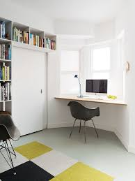 h72 home office murphy. furniture contemporary home office with modern fitted bookshelves and white cool sliding door also h72 murphy 7