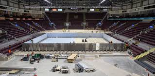 Have Pool Will Swim At Windsors Wfcu Centre The Star