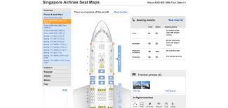 Review Singapore Airlines 777 300er In Premium Economy