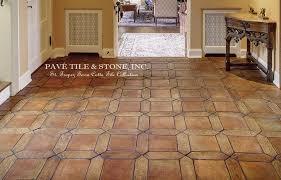 st tropez french terra cotta tile flooring