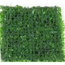 artificial living wall panel rainforest