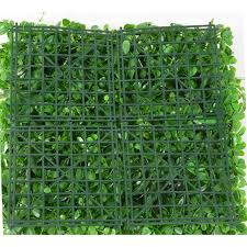 artificial living wall panel rainforest