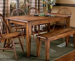 country style dining room sets. Awesome-oak-wood-country-style-dining-table-and- Country Style Dining Room Sets