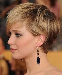 Jennifer Lawrence Haircuts 2014