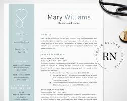 Nurse Resume Template For Word Medical Resume Word Nurse Cv Template Doctor Resume Rn Resume Registered Nurse Resume Cv Medical Cv Cna