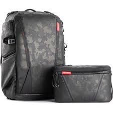 <b>PGYTECH OneMo Backpack</b> 25L+ Shoulder Bag, Olivine Camo P ...