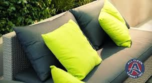 cleaning lawn furniture cushions patio furniture cushion cleaner