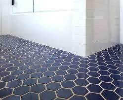 hexagon tile bathroom floor white hexagon tile bathroom floor cabinet hardware room ideas hex tile bathroom hexagon tile bathroom