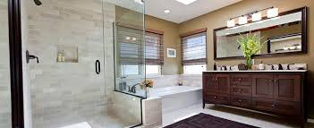 we build beautiful bathrooms showers
