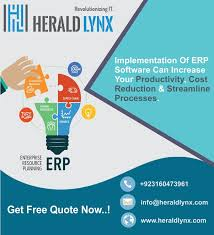 Erp Chart Cloud Based Erp Solution For Large Small Business