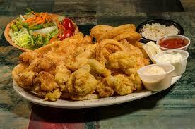 Seafood Near Me Menu